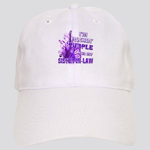 Im Rockin Purple for my Sister in Law Cap