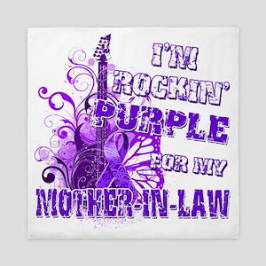 Im Rockin Purple for my Mother in Law Queen Du