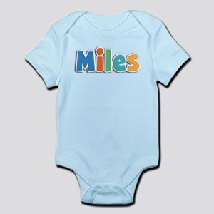 Miles Spring11B Infant Bodysuit