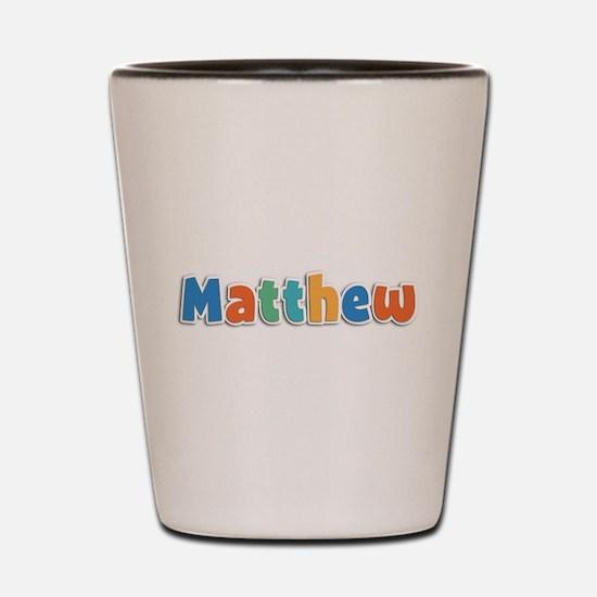 Matthew Spring11B Shot Glass