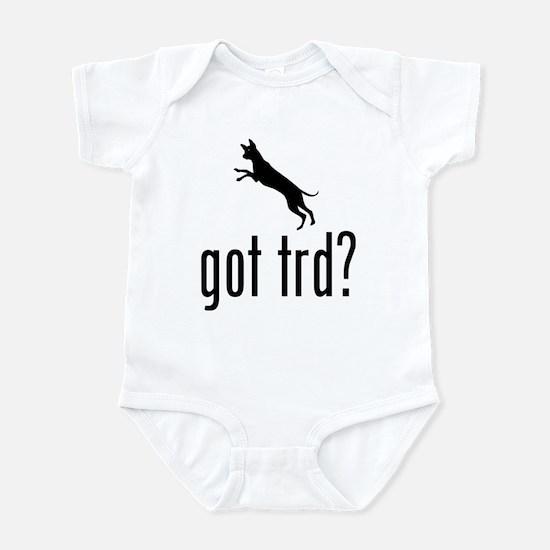Thai Ridgeback Infant Bodysuit