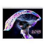 2013 Bellydance By Alexandra Wall Calendar