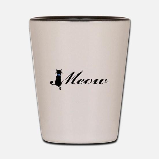 Meow Shot Glass