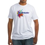 Radelaide summer Fitted T-Shirt