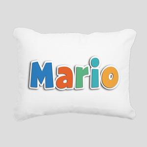 Mario Spring11B Rectangular Canvas Pillow