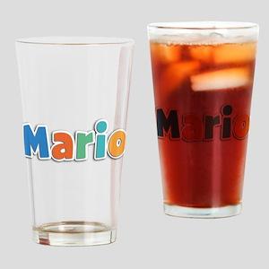 Mario Spring11B Drinking Glass