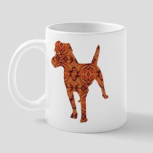 Patterdale Terrier Mug