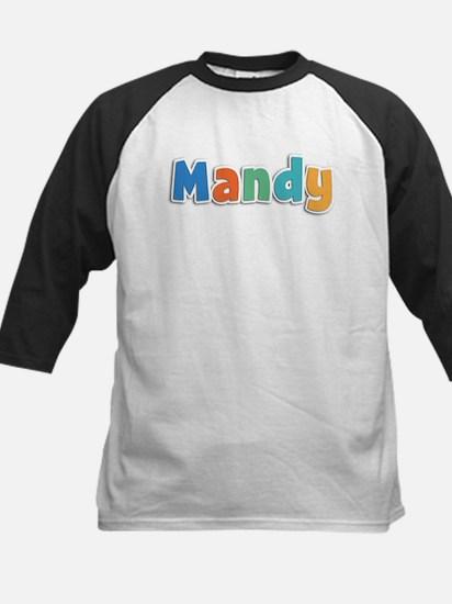 Mandy Spring11B Kids Baseball Jersey
