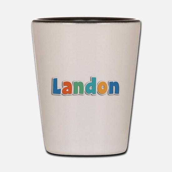 Landon Spring11B Shot Glass