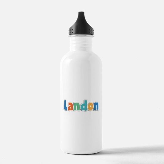 Landon Spring11B Water Bottle