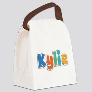 Kylie Spring11B Canvas Lunch Bag