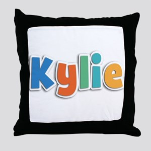 Kylie Spring11B Throw Pillow