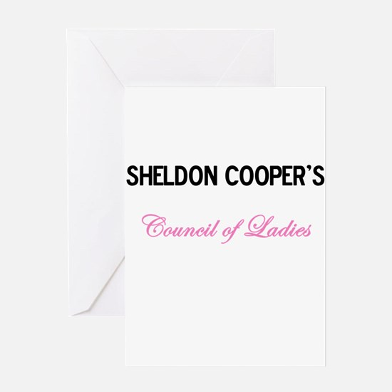 Council of Ladies Greeting Card