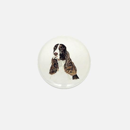English Springer Spaniel Mini Button