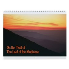 On the Trail Wall Calendar