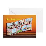 Bradley Beach Sunset Cards (Pk of 10)