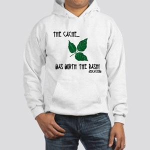 The Cache was worth the rash! Hooded Sweatshirt