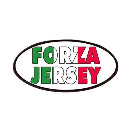 New jersey italian Patches