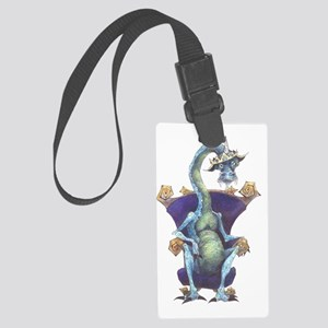 dragonlot large luggage tag