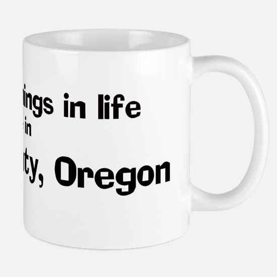 Grant County: Best Things Mug