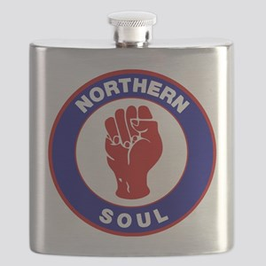 Northern Soul Retro Flask