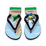 KNOTS Run Flip Flops