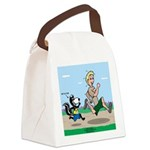 KNOTS Run Canvas Lunch Bag