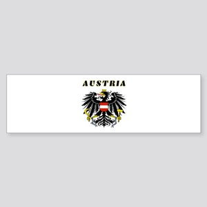 Austria Coat of arms Sticker (Bumper)