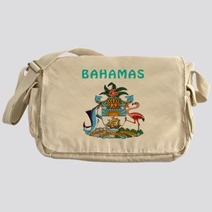 Bahamas Coat of arms Messenger Bag