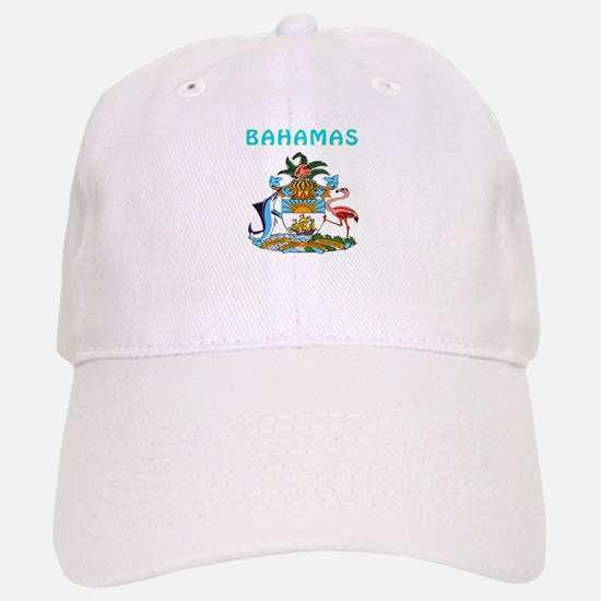 Bahamas Coat of arms Baseball Baseball Cap
