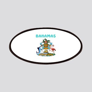 Bahamas Coat of arms Patches