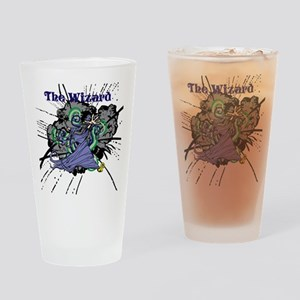 The Wizard Drinking Glass