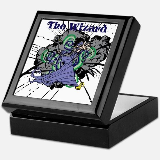 The Wizard Keepsake Box