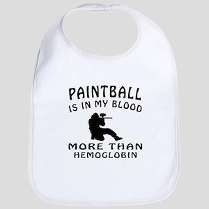 Paintball Designs Bib