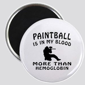 Paintball Designs Magnet