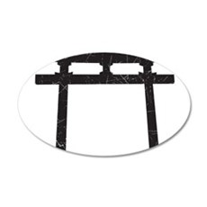 Shinto Arch Wall Decal