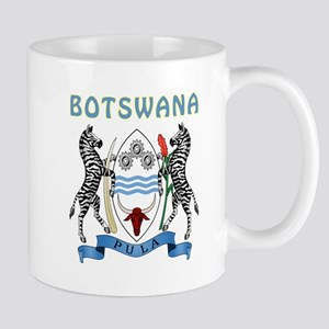 Botswana Coat of arms Mug