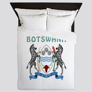 Botswana Coat of arms Queen Duvet