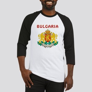 Bulgaria Coat of arms Baseball Jersey