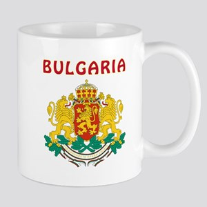 Bulgaria Coat of arms Mug