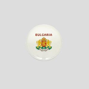 Bulgaria Coat of arms Mini Button