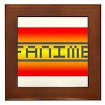 Fanime Framed Tile