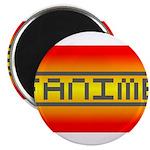 """Fanime 2.25"""" Magnet (10 pack)"""