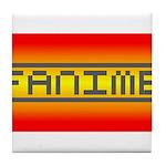 Fanime Tile Coaster