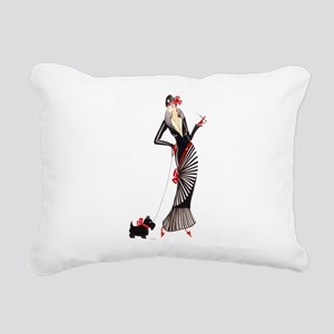Darcey Rectangular Canvas Pillow