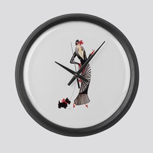 Darcey Large Wall Clock