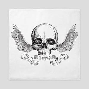 Skull Queen Duvet