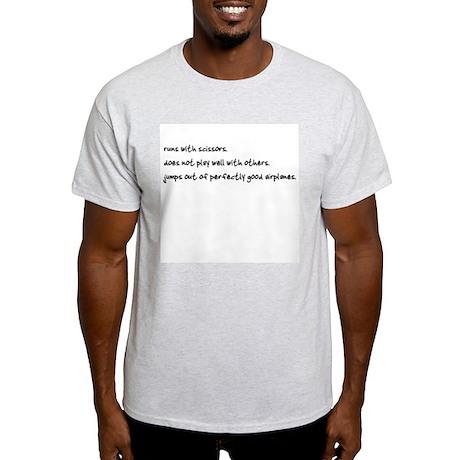 runswithscissors T-Shirt