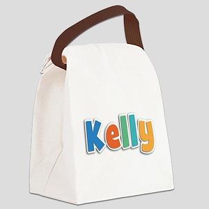 Kelly Spring11B Canvas Lunch Bag