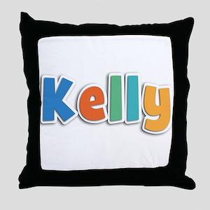 Kelly Spring11B Throw Pillow